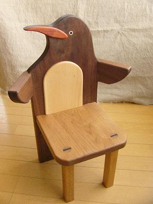 ZOOチェアー「ペンギン」